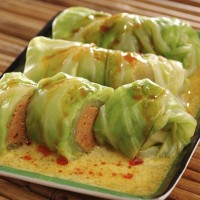 Nonya Cabbage Roll